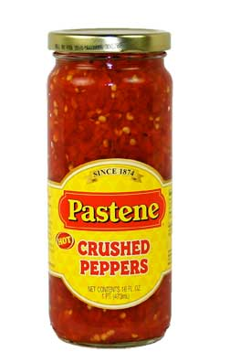 crushed red pepper a paean to pastene crushed peppers burnt my fingers 30480