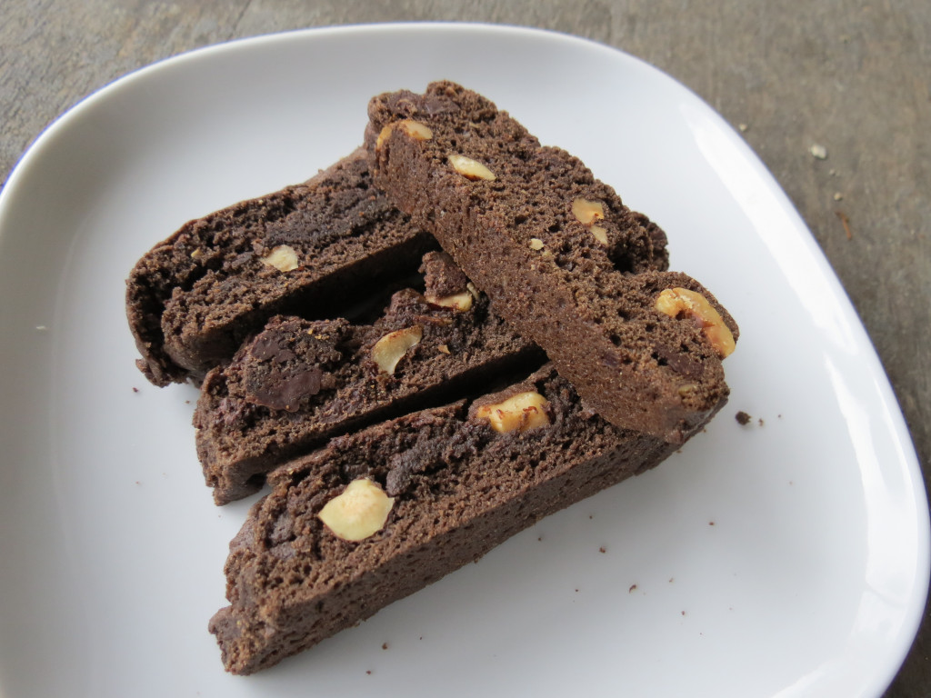Recipe Dark Chocolate Biscotti With Chipotle Chili